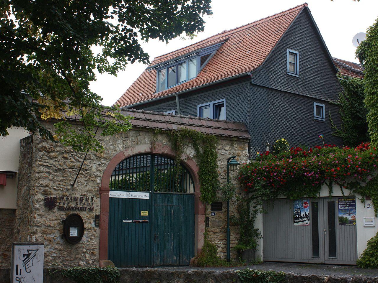Frankfurt Hochheim