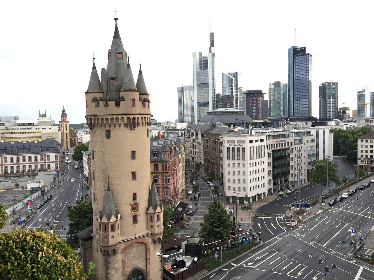 Flemings Hotel Frankfurt Rooftop