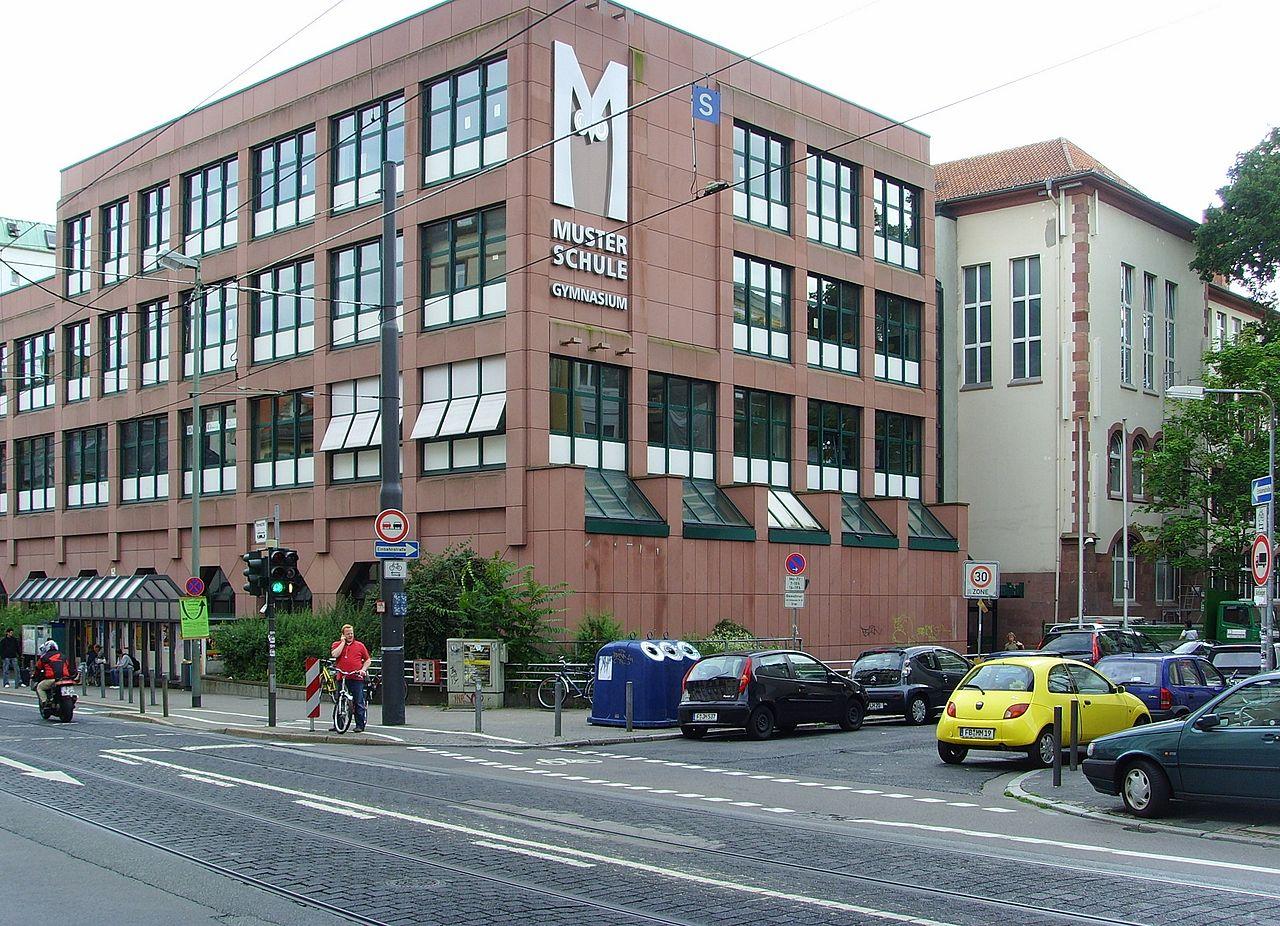 Frankfurt Lese Die Musterschule